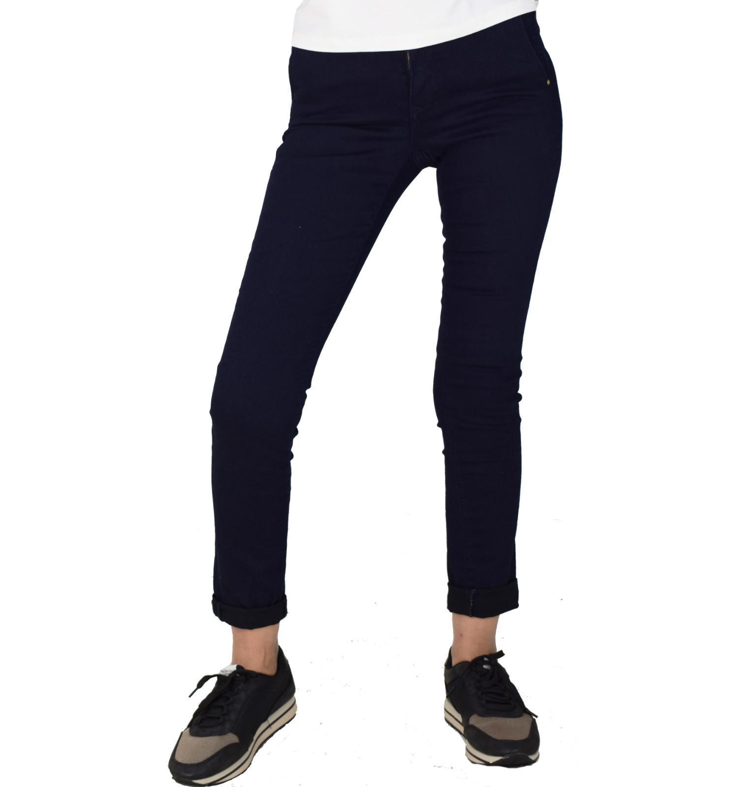 Γυναικείο Παντελόνι Καπαρντίνα Scinn Misha 217 Μπλε  453f54c6fcb
