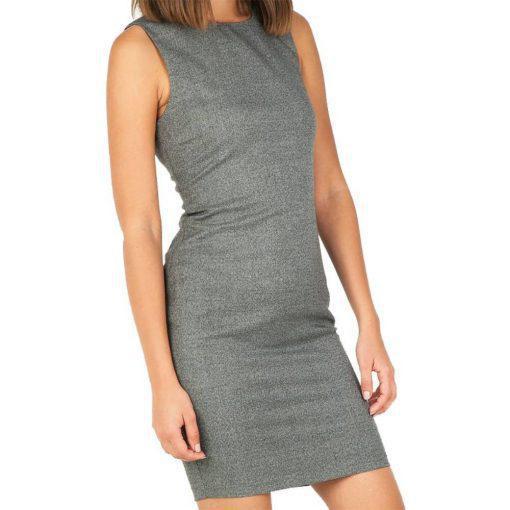 6b5cbf4fe132 Φόρεμα Μίνι Toi Moi 50-3322-27 Γκρί